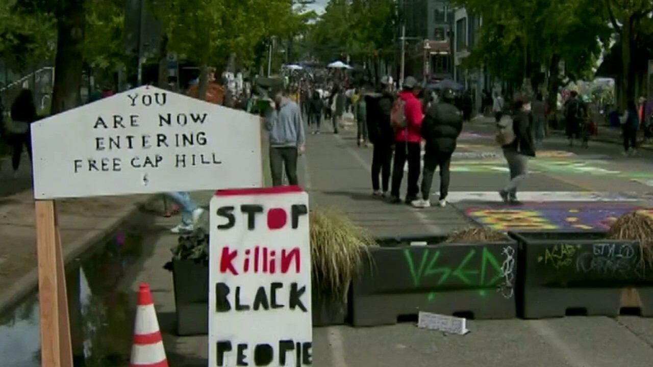 Seattle protesters mark one week of running 'autonomous zone'