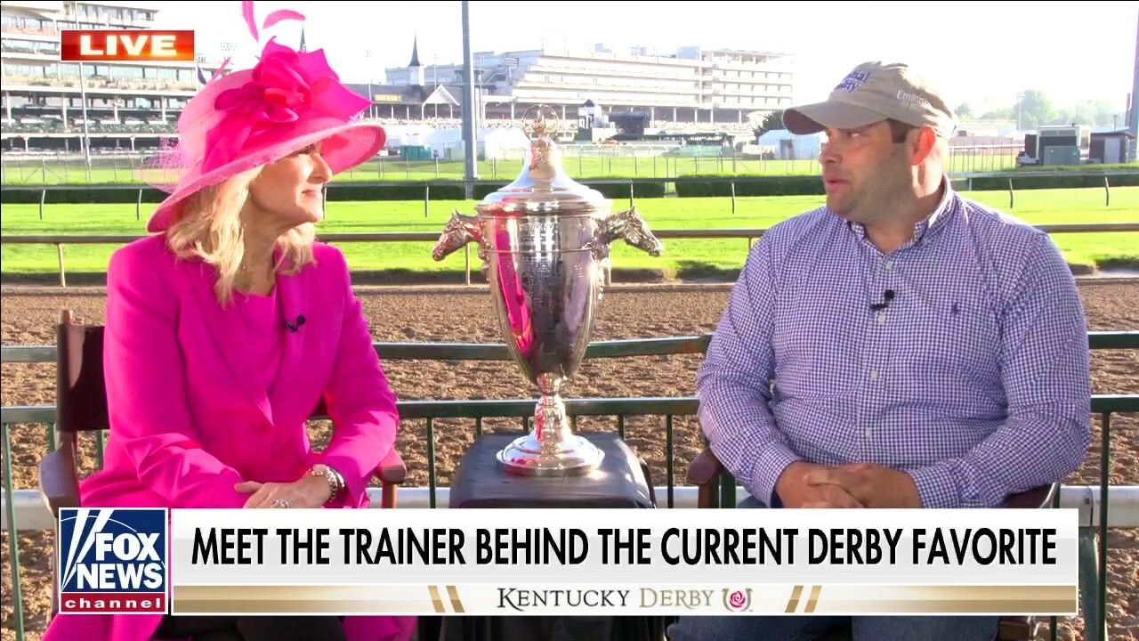 Trainer Brad Cox saddles leading contenders in Kentucky Derby and Oaks