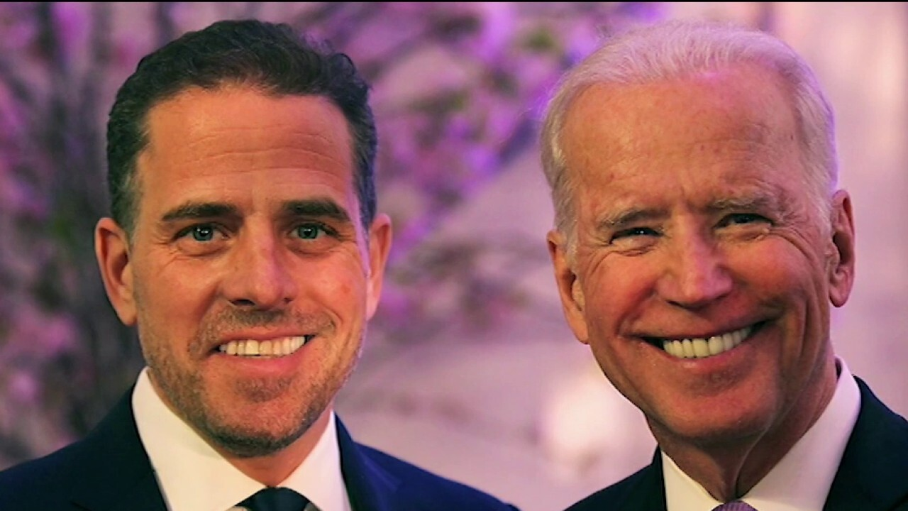 Timeline of Biden family's China business dealings
