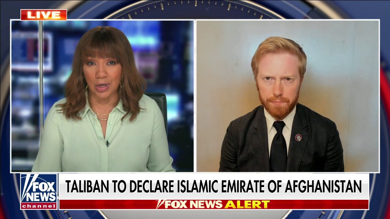 Rep. Meijer on Taliban takeover of Kabul: 'We should have never gotten to this point to begin with'