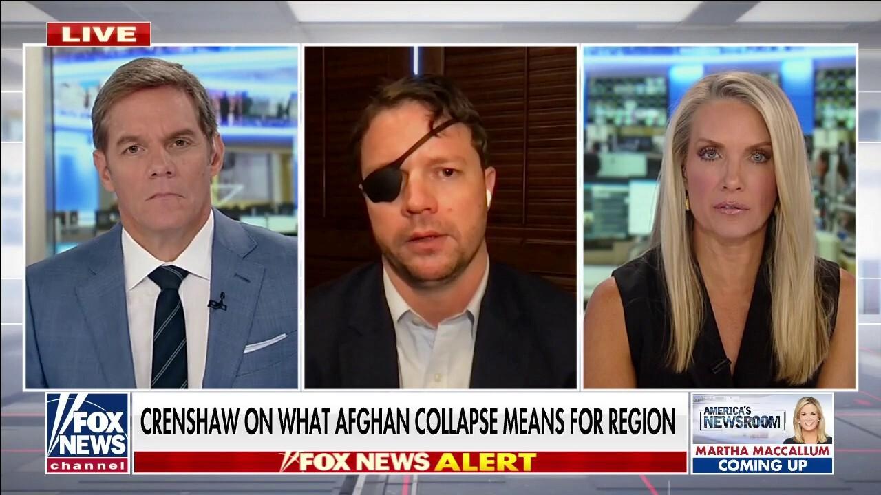 Afghanistan collapse sparks US national security concerns
