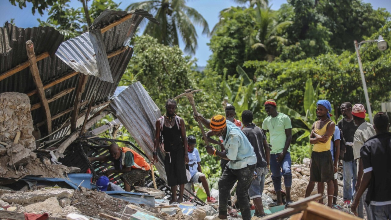Haiti in need of shelter, COVID prevention tools: Care.org adviser