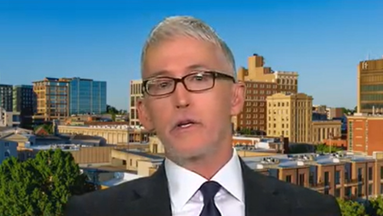 Trey Gowdy: The irony of Democrats wanting to jail Roger Stone is inescapable