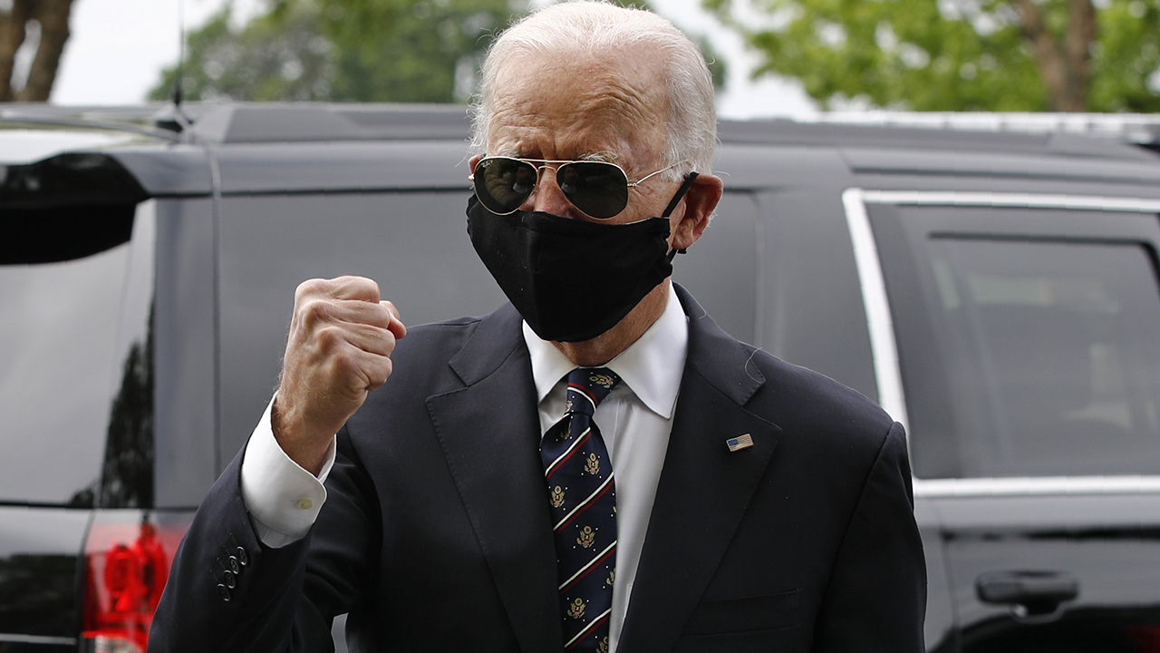 Is Biden setting himself up for failure in Middle America by embracing the far left of his party?