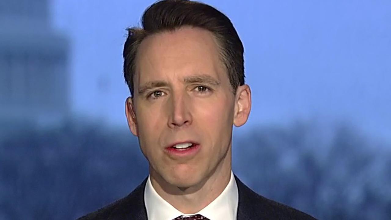 Sen. Hawley pushes to deconstruct FTC, merge with DOJ