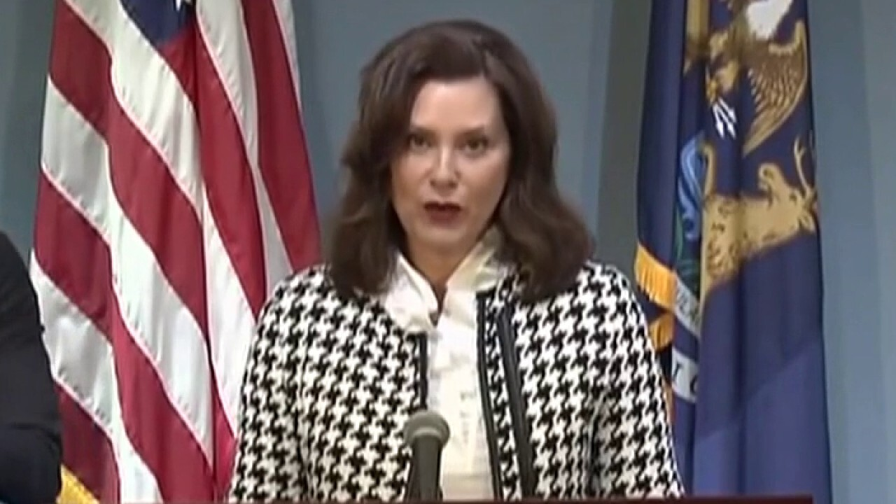 Michigan Gov Whitmer Claims Husband S Reported Boat Request Was A Failed Attempt At Humor Fox News
