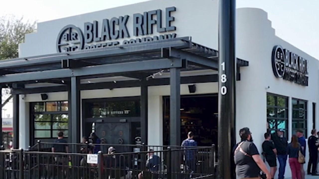 Veteran-owned coffee company opens its doors in San Antonio