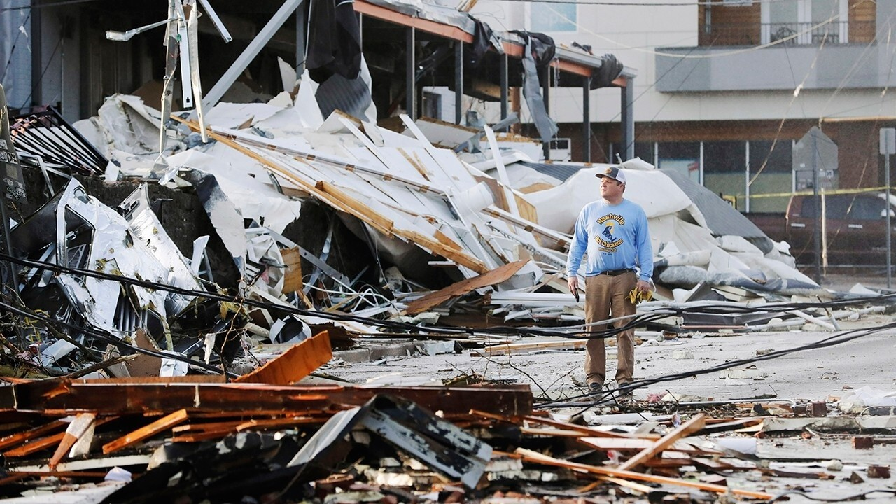 9 dead, thousands without power after tornadoes rip through Tennessee