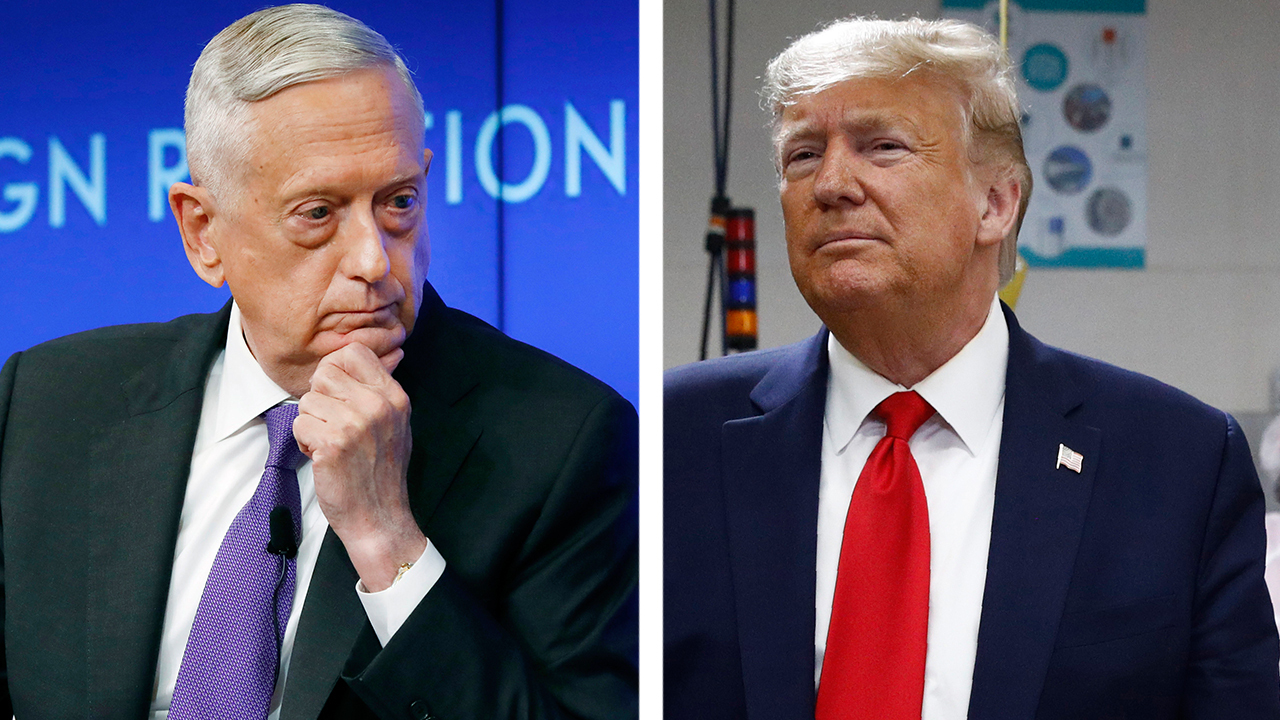 President, Pentagon at odds