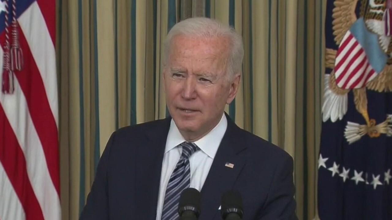 Biden eyes federal COVID work regulations as states end mask mandates