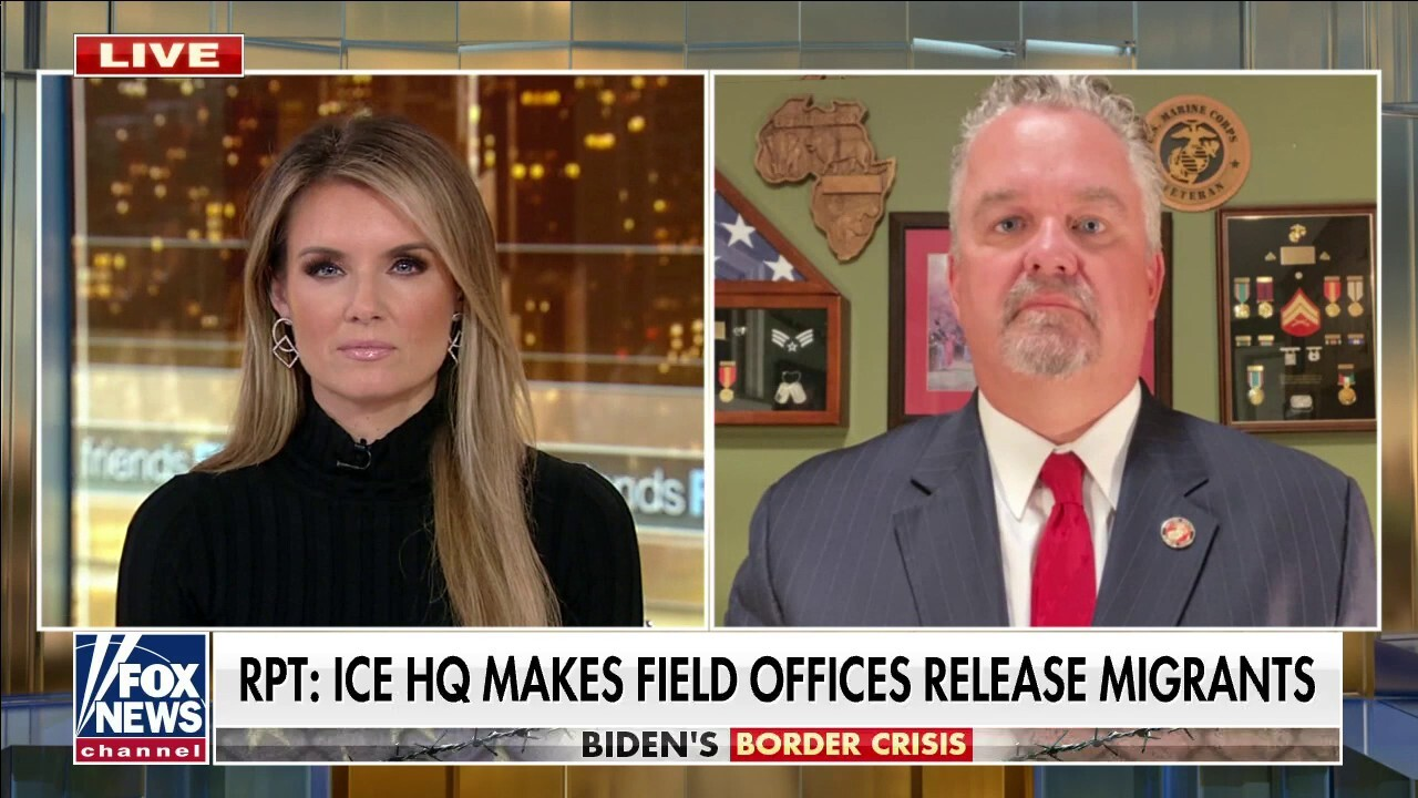 Border 'wide open,' every American 'should be really concerned': former ICE official