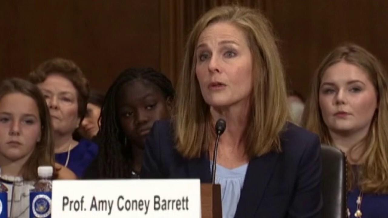 Multiple sources say Trump will nominate Amy Coney Barrett for Supreme Court
