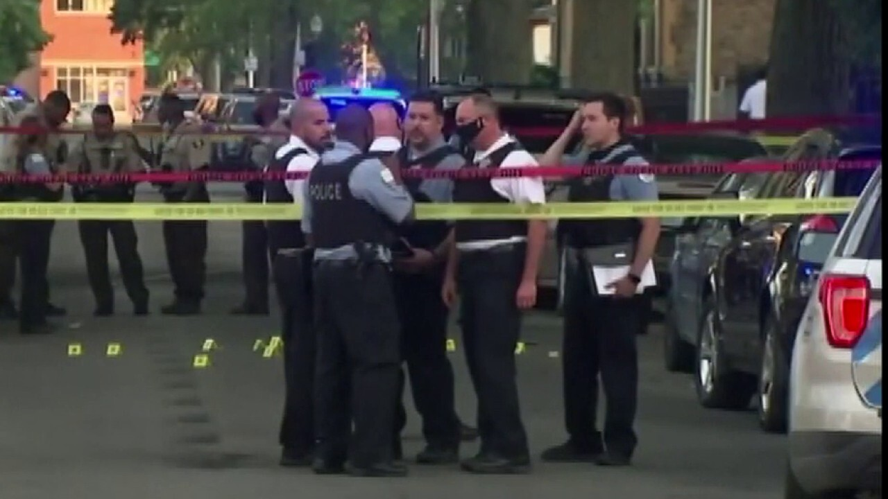 At least 6 children killed during weekend violence across US