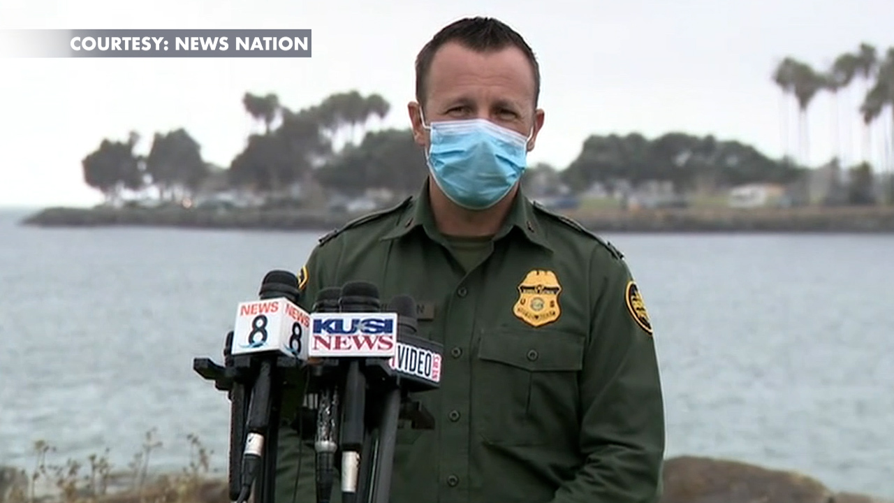 Death toll in sea smuggling operation off San Diego coast rises