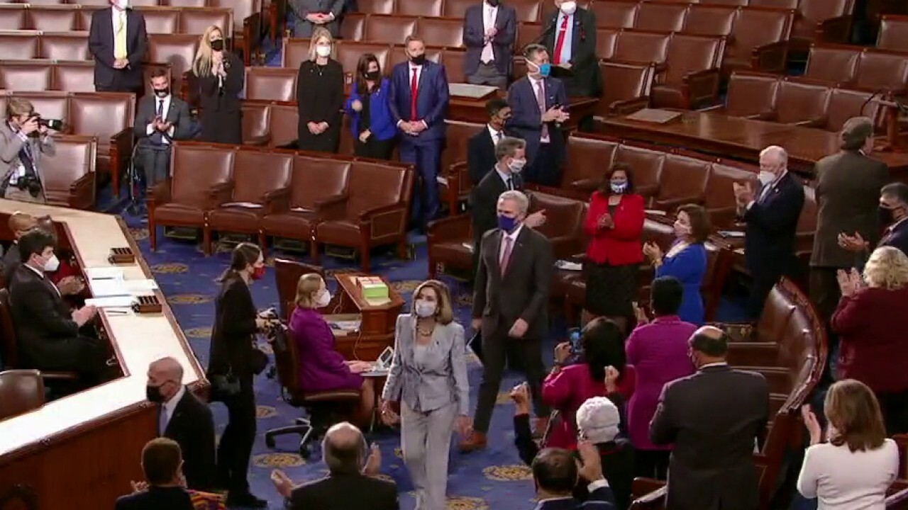 Partisan battle lines already drawn in new Congress rules package