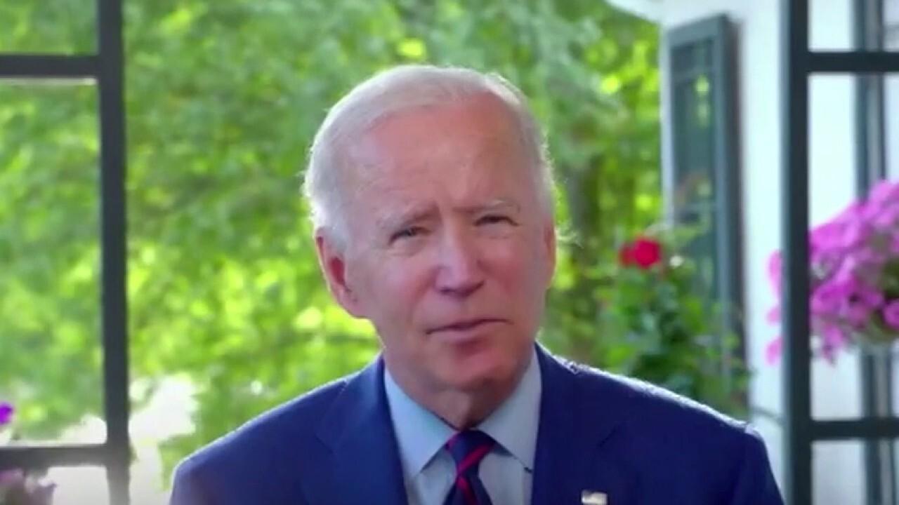 Deep thoughts from Joe Biden