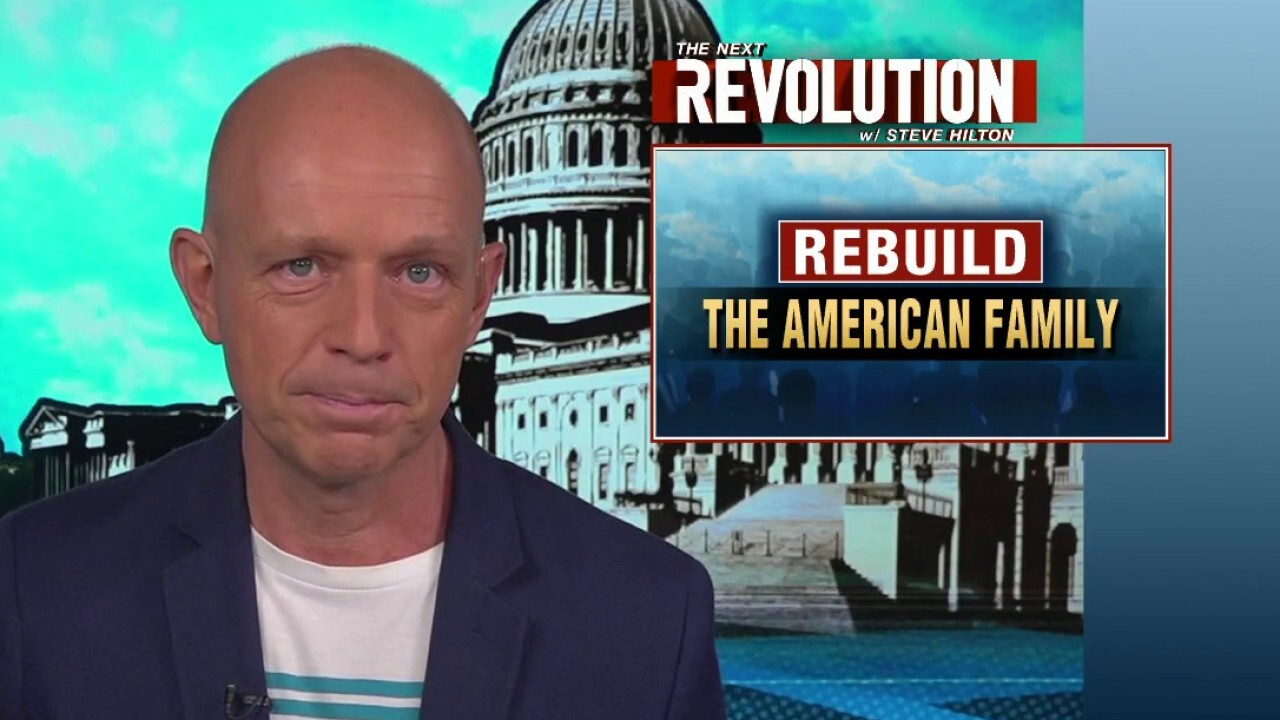 Hilton: America must 'end the insanity of incentivizing single parenthood'