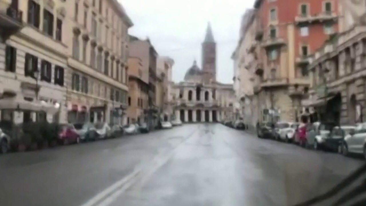 Rom Kardinal tests positiv für coronavirus, Vatikan kündigt