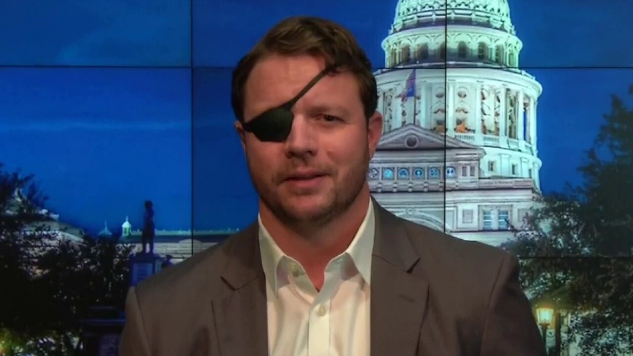 Dan Crenshaw discusses how China, Iran are taking advantage of Afghanistan 'strategic blunder'