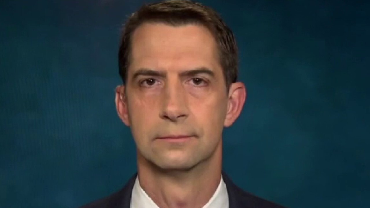Tom Cotton: Biden Afghanistan withdrawal 'recklessly negligent,' catastrophic for US