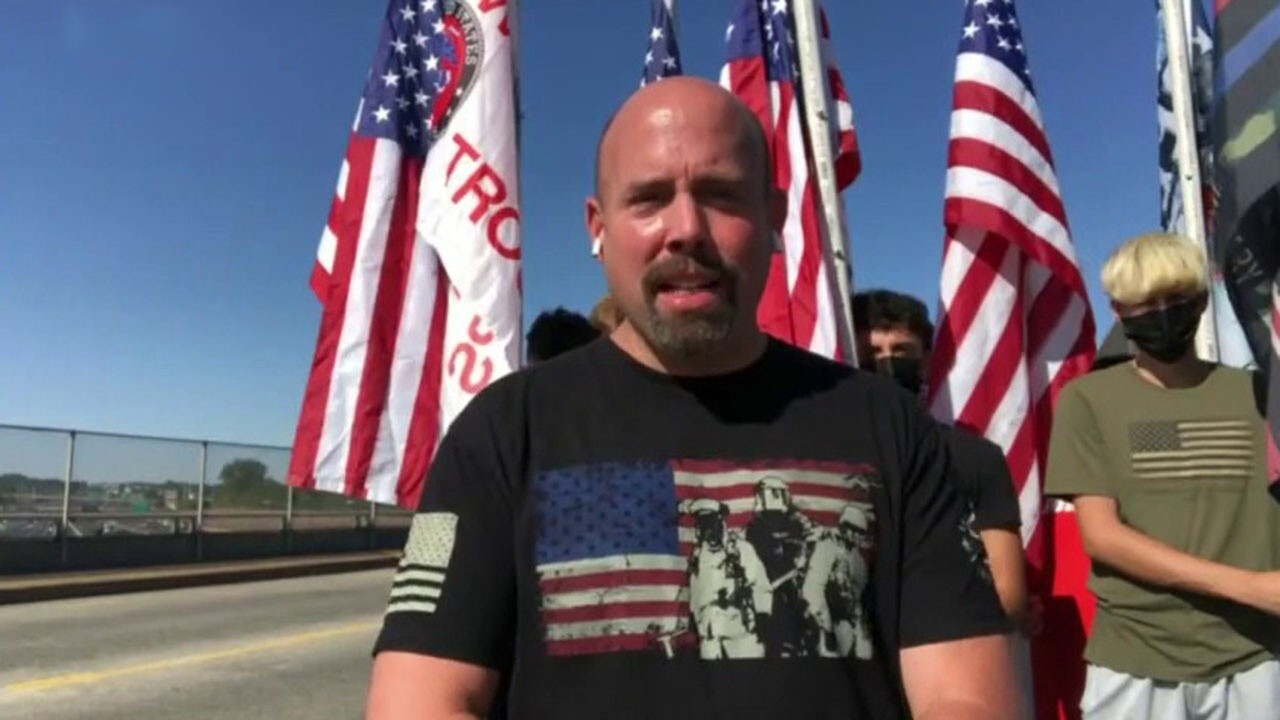 Veteran sounds off on flags honoring lives lost on 9/11 being removed after 20 years