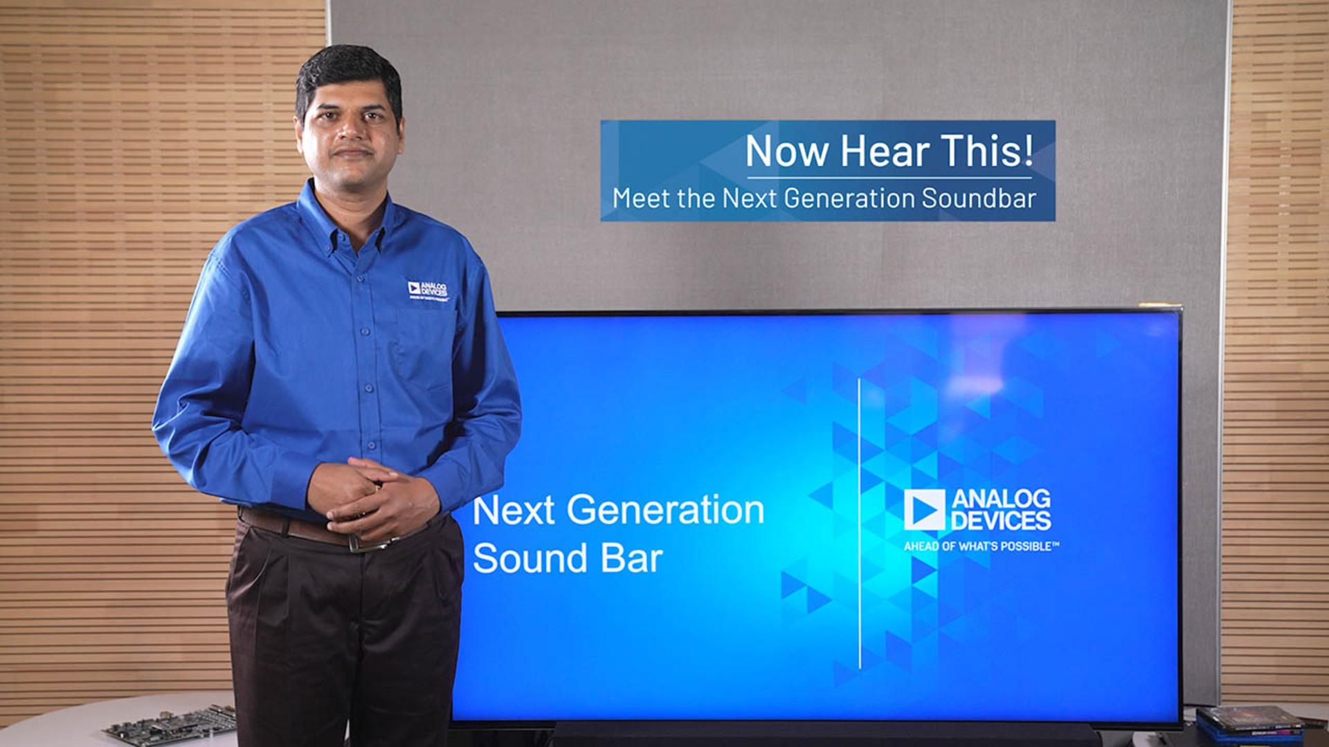 Now Hear This! Meet the Next-Generation Soundbar