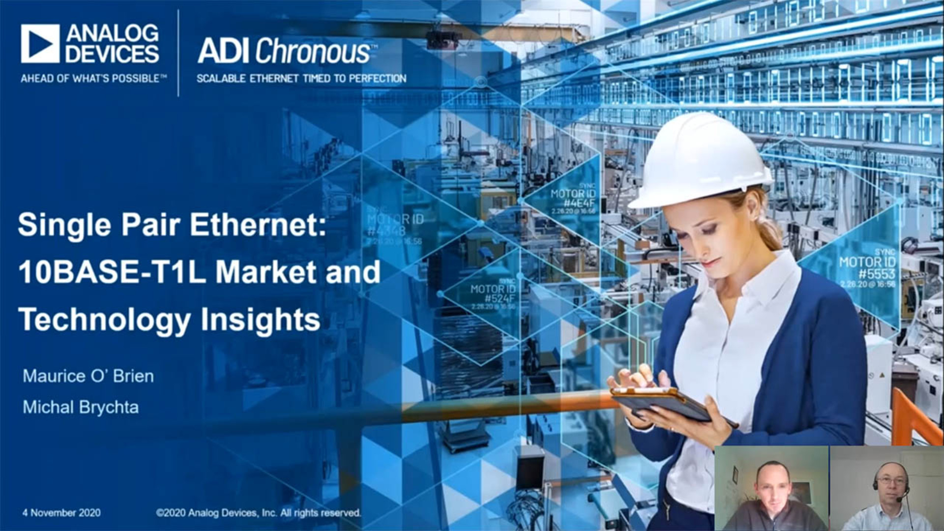 Single Pair Ethernet: 10BASE-T1L Market and Technology Insights