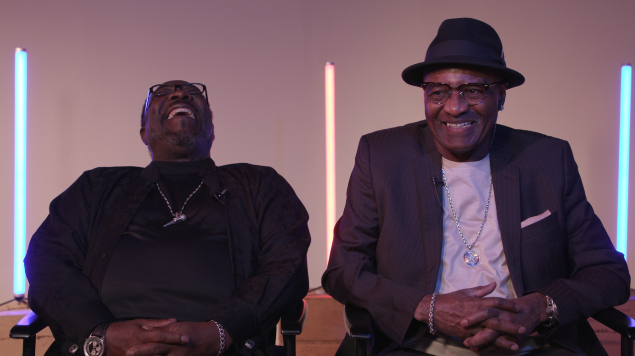 The O'Jays Share A Little Advice For The New Generation Of Musicians