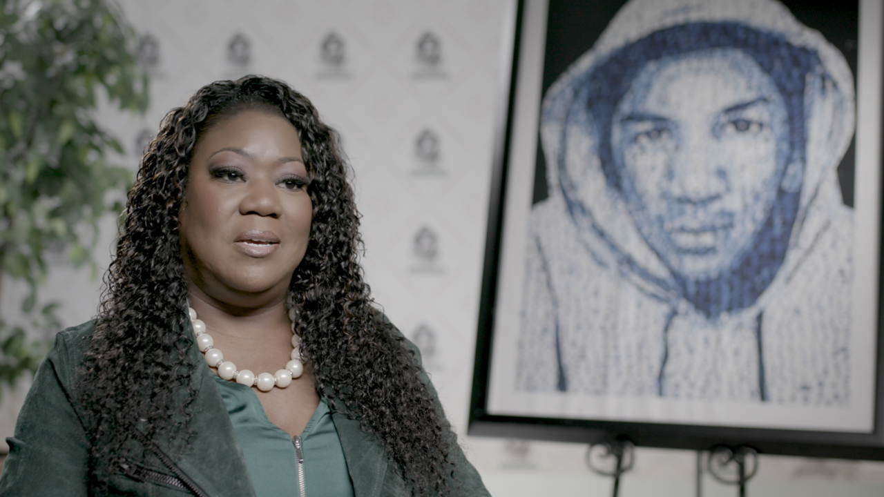 Image result for Sybrina Fulton, Trayvon Martin's Mother, Speaks On Forgiveness And Her Life 7 Years After His Death