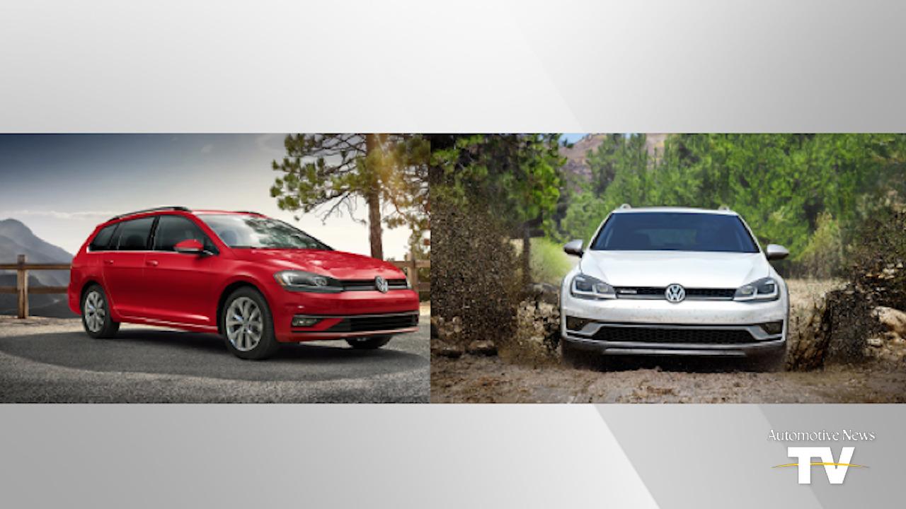 VW ending assembly of Golf SportWagen, Alltrack
