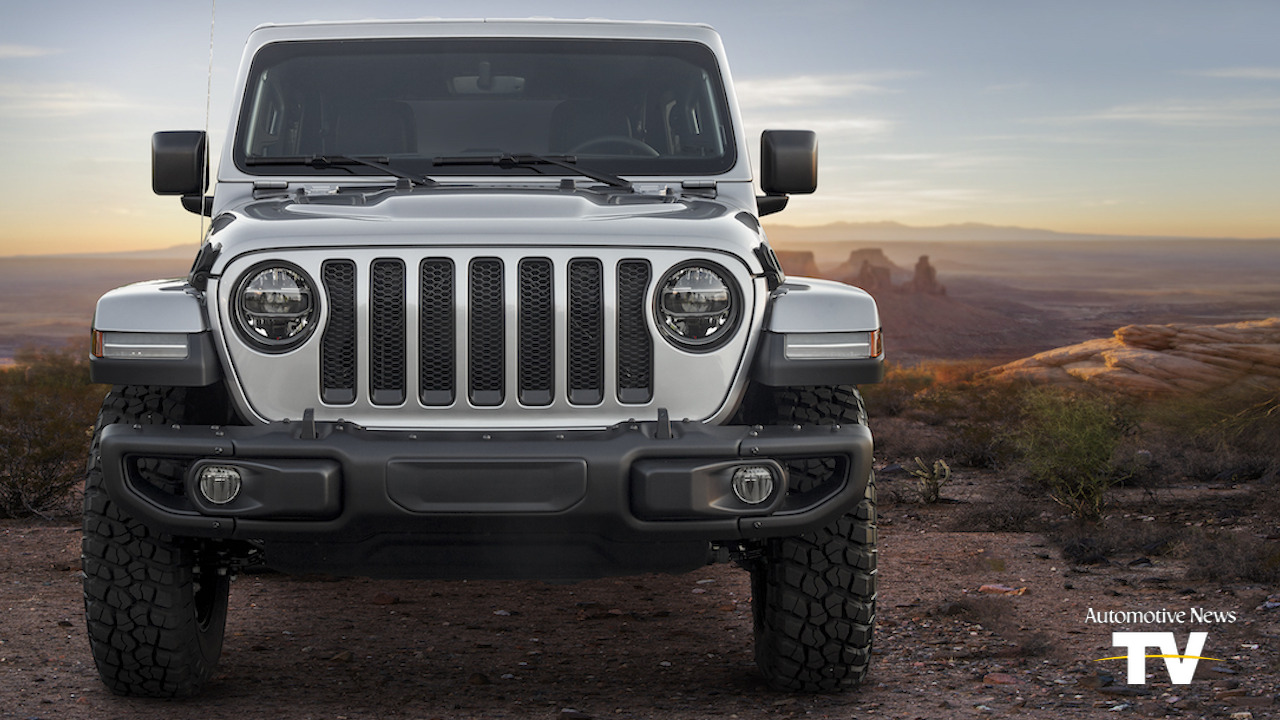 Fiat Chrysler to fix alleged Jeep Wrangler 'death wobble'