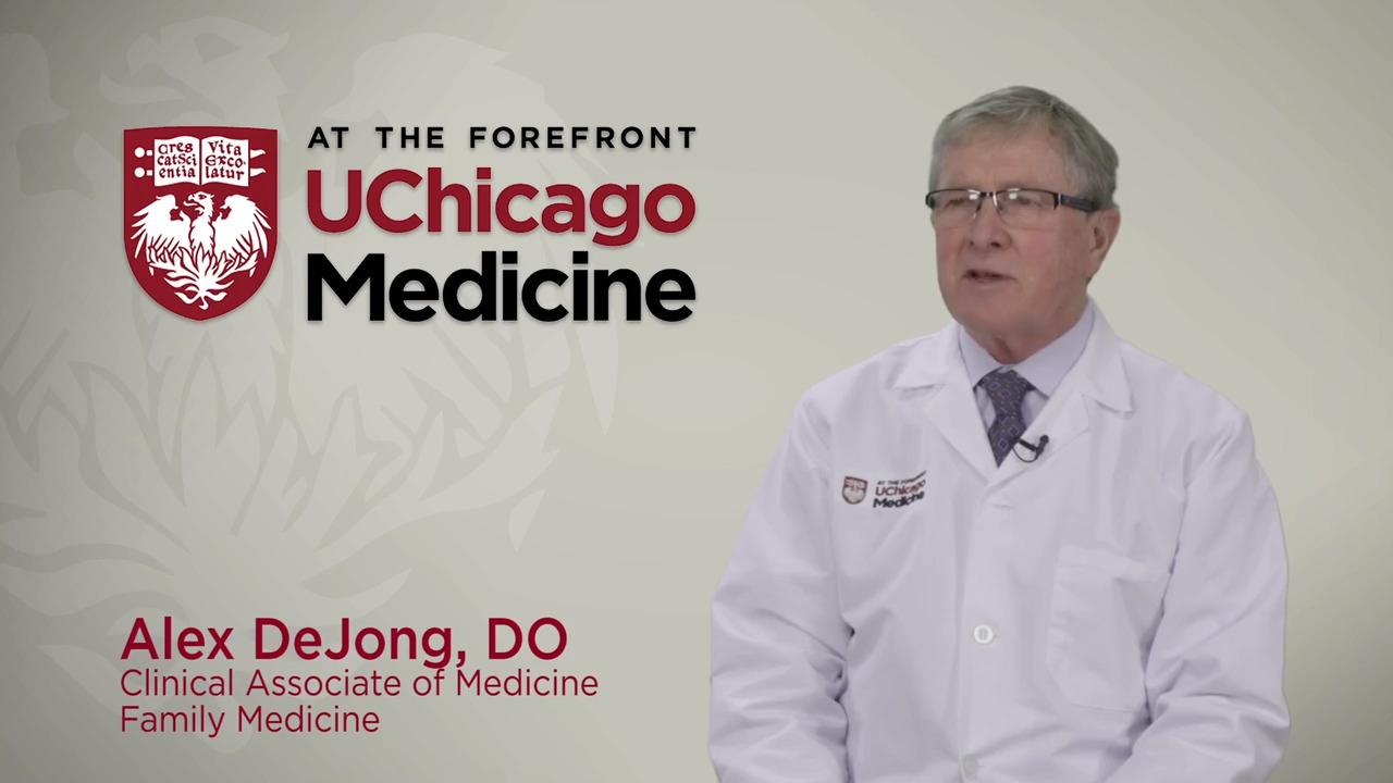 Alex Dejong Do Uchicago Medicine