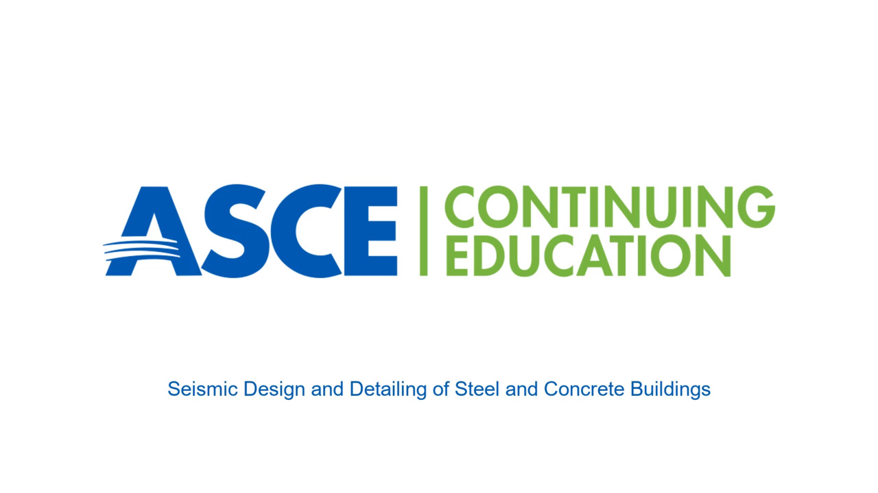 Seismic Design and Detailing of Steel and Concrete Buildings