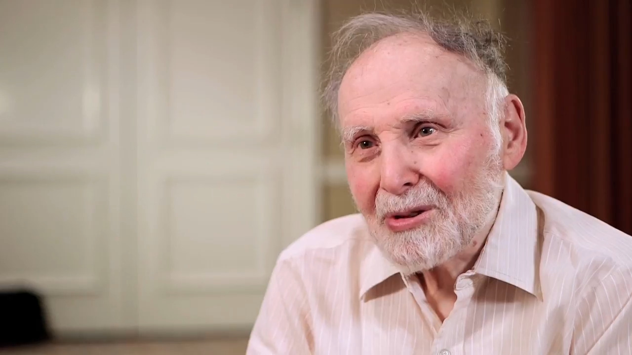 Interview with Arthur Ashkin