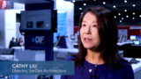Cathy Liu, OIF, on 400ZR demos at OFC - OFC Exhibitors