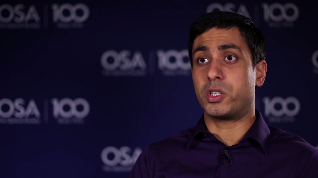 Aditya Malik discusses OSA--OSA Stories