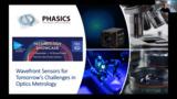 Phasics - OIDA Technology Showcase