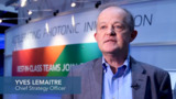 Yves LeMaitre, Lumentum, on why major announcements are made at OFC - OFC Exhibitors