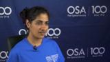 Shree Krishnamoorthy talks about the importance of Tony Siegman--OSA Stories