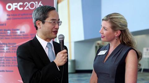 OFC 2016 Plenary Speaker Dr. Yasuhiko Arakawa