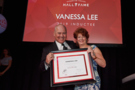 WATCH: Vanessa Lee's Passionate Hall of Fame Speech