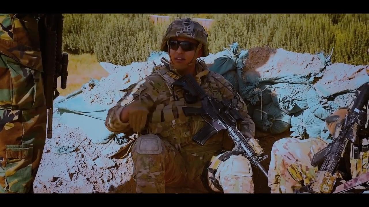 Guardian Angels in Afghanistan