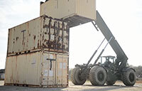 Cargo Handling Battalion Trains for CBR Missions