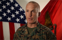 Sgt. Maj. Kasal: Passing Down the Sword of Office