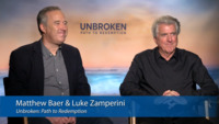 Producers Matthew Baer and Luke Zamperini Talk About 'Unbroken: Path to Redemption'