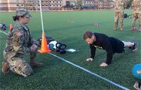 The Perfect Pushup: New Army Field Test Rules