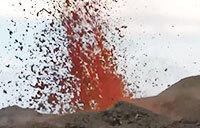 Fissure 17 Eruption