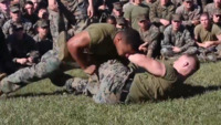 Marines vs. UFC Fighter