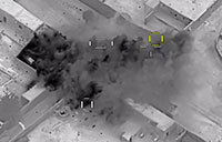 Airstrike Video: Dozens of Taliban Killed in Ghazni
