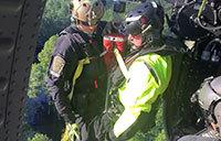 Search and Rescue in Nichols, S.C.